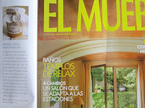 MI TARRO DE MERMELADA EN LA REVISTA EL MUEBLE