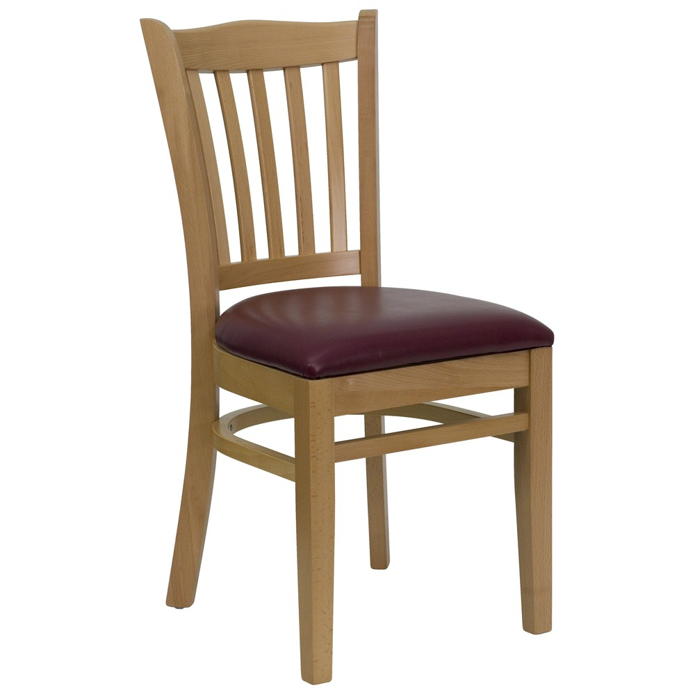 Restaurant Dining Chairs Wood