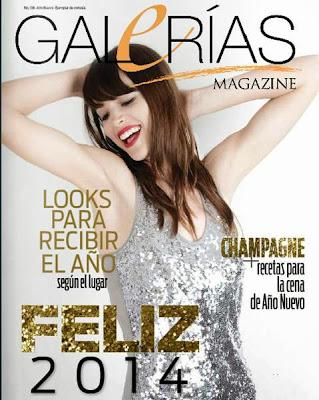 galerias magazine feliz 2014