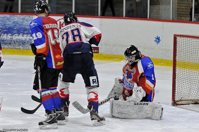 LHF ceturtdaļfināla spēle Zemgale/JLSS Liepājas Metalurgs 2