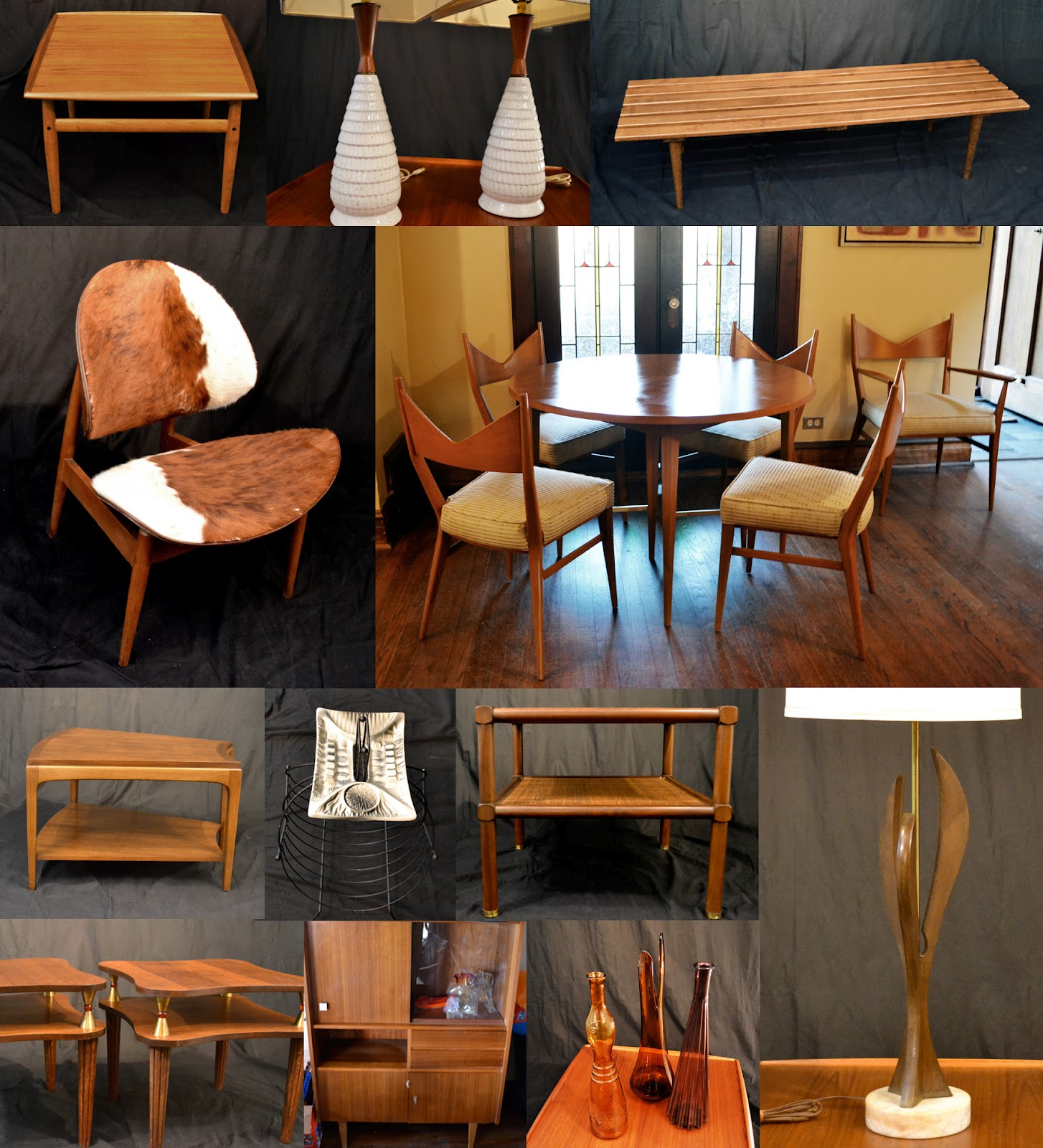 Fabulous Leap Year Finds Mid Century Modern, Danish and More!