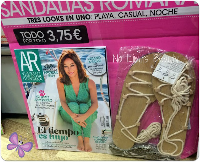 Regalos revistas agosto 2015: AR