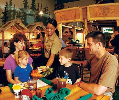 Huey 39 s gunsight restaurant carry bill passes ohio house for Kids restaurants