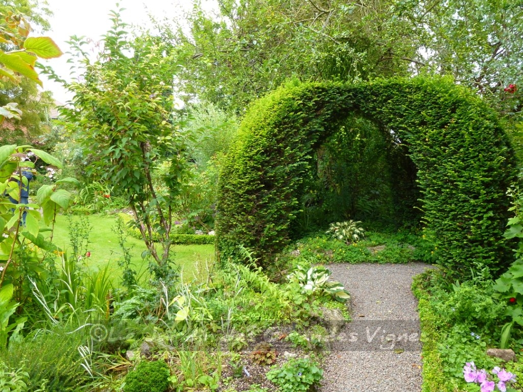 balades dans de beaux jardins the crossing house garden. Black Bedroom Furniture Sets. Home Design Ideas