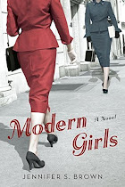 #GIVEAWAY! Win 1 print copy US ONLY of Modern Girls by Jennifer S Brown