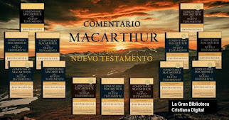 Comentarios MacArthur del Nuevo Testamento