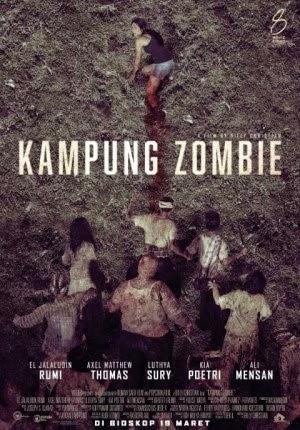 Jadwal Film Kampung Zombie