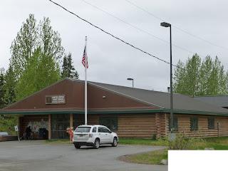 US Post Office - Talkeetna