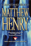 Comentario Bíblico Matthew Henry versión sin abreviar en mp3