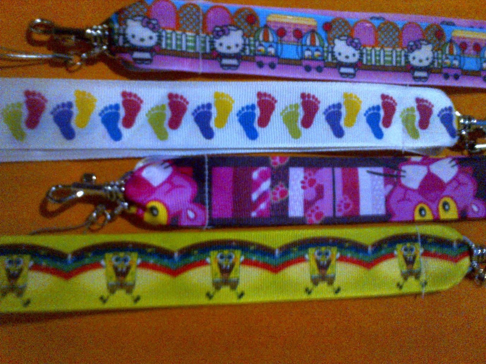Glavimar accesorios cintas para colgar carnet llaves o pendrive - Para colgar llaves ...