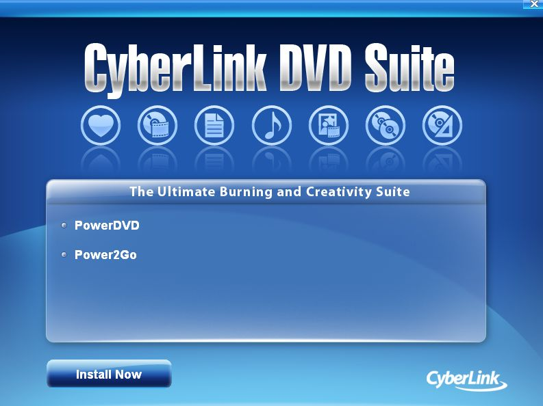 Cyberlink power2go deluxe 7 0 0 1906 rg soft