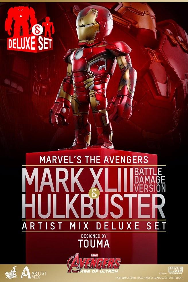 Action Figures: Marvel, DC, etc. - Página 2 Hot-toys---avengers---age-of-ultron---artist-mix-figures-designe-121031