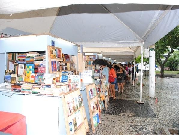 Semana Teixeira e Sousa: Feira do Livro em Cabo Frio, RJ