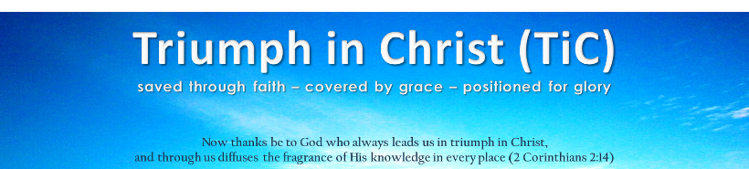 Triumph in Christ