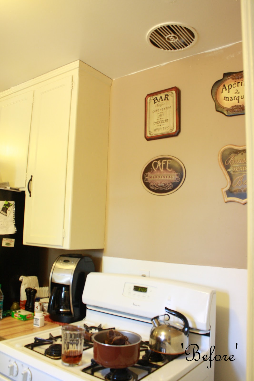 A Happy Narrative: Inexpensive Kitchen Remodel, Part I