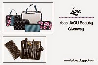Lyne feat. AYOU Beauty Giveaway!