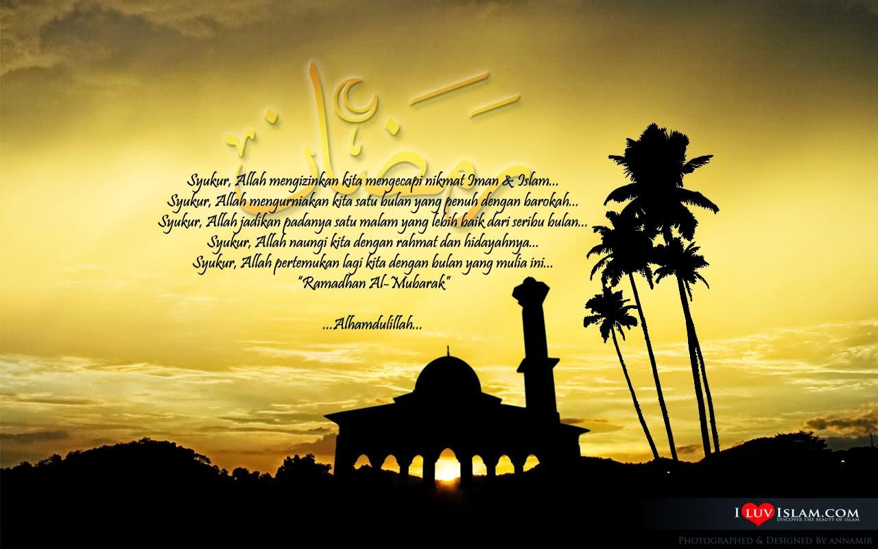 Doa-Doa Dalam Puasa Ramadhan