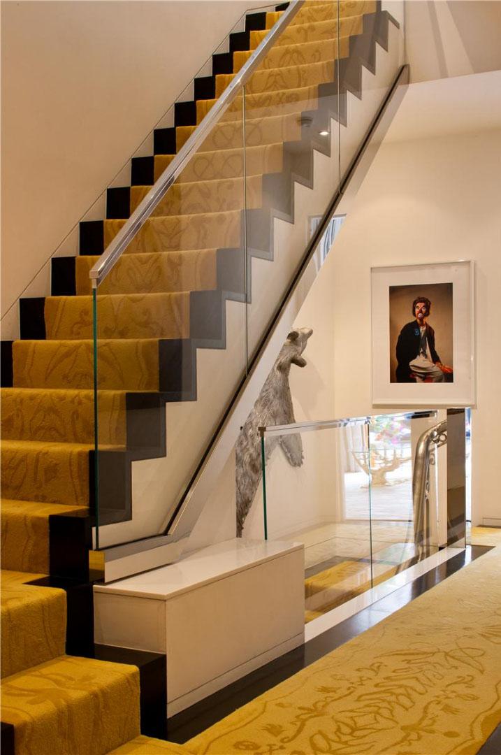 Loveisspeed manhattan triplex interior design by for Manhattan interior designs
