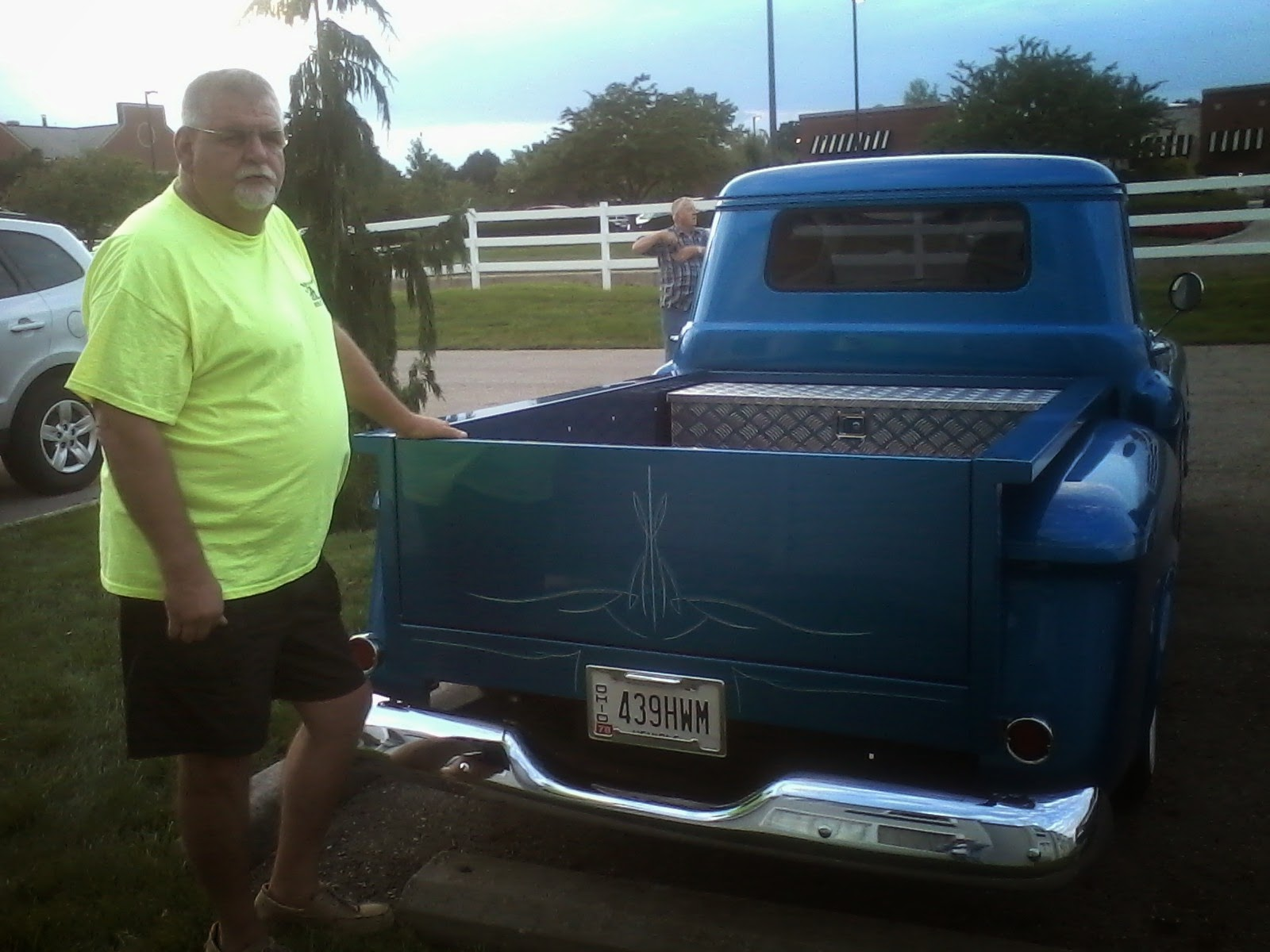 Universal Stepside Truck Beds 1954 Chevy Bed Marvs And Friends