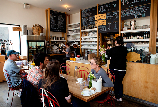 huckleberry cafe in santa monica