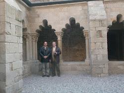 Claustro de Sant Pau del Camp
