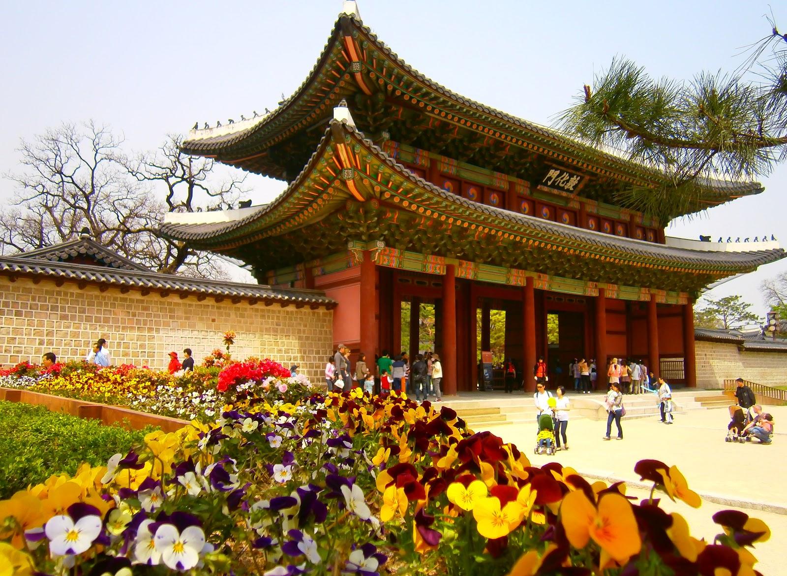 Biwon (Secret) Garden, Changdeokgung | My Korean Adventure