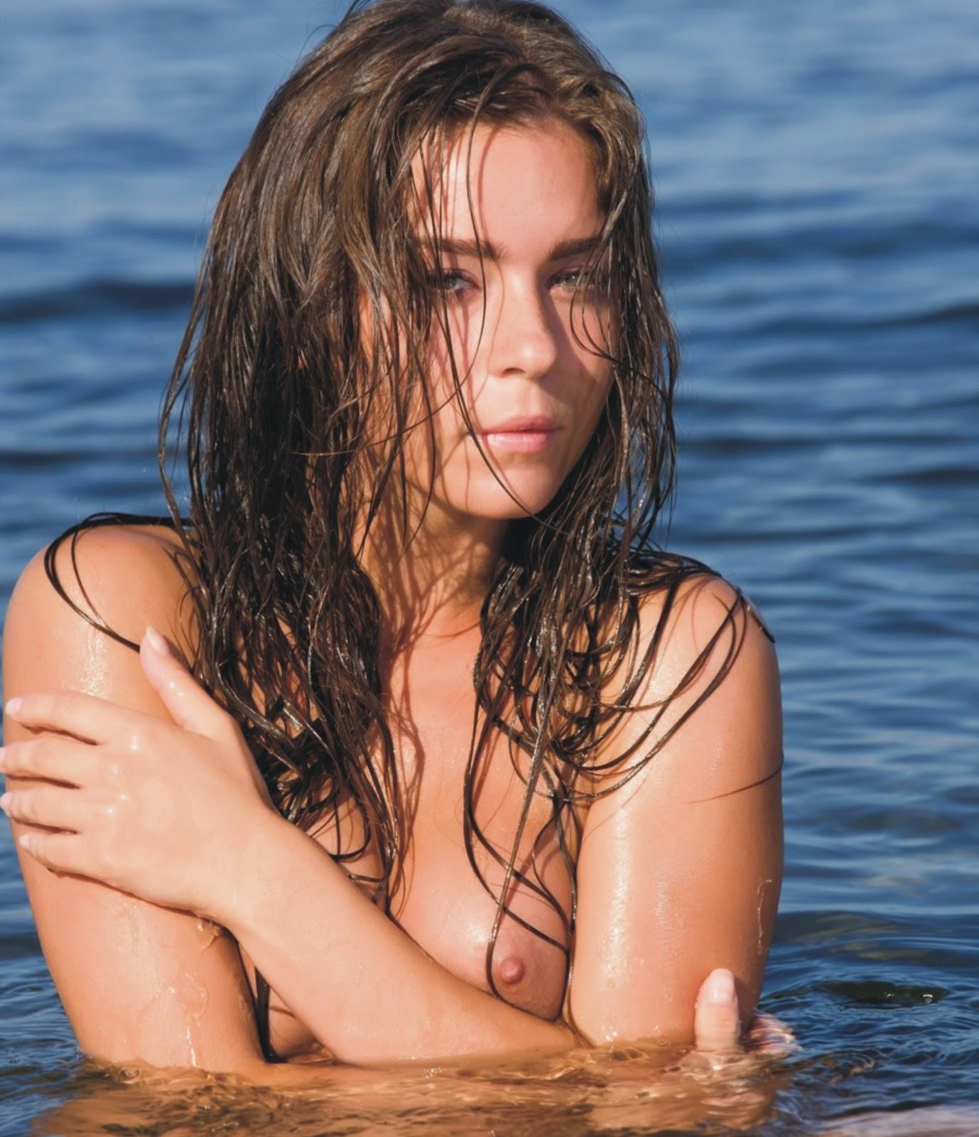 Girls in commercials nude