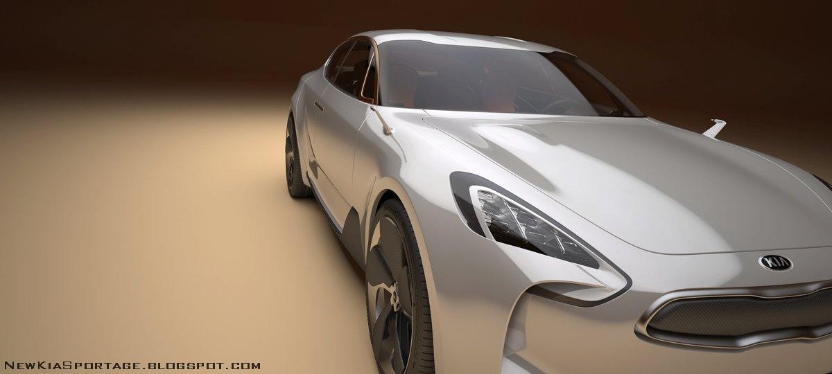 Nuevo Concept Car Sport Sedan de KIA