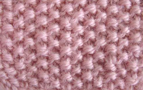 Lovely Yarn Escapes : Detangling Seed Stitch vs. Moss Stitch- Exploring Diffe...