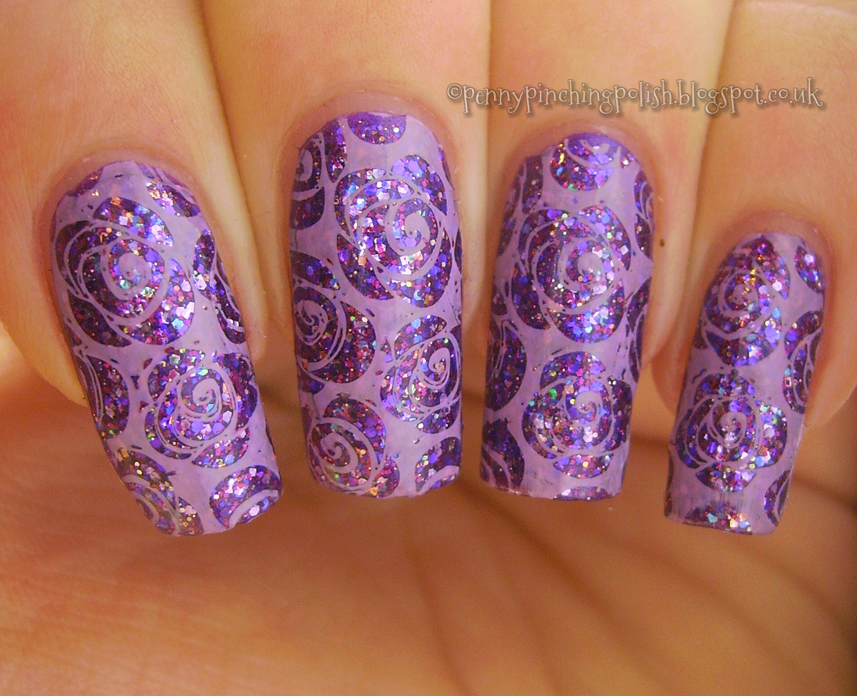 Behind the Lacquer: Purple Roses for BEAT (Eating Disorders ...