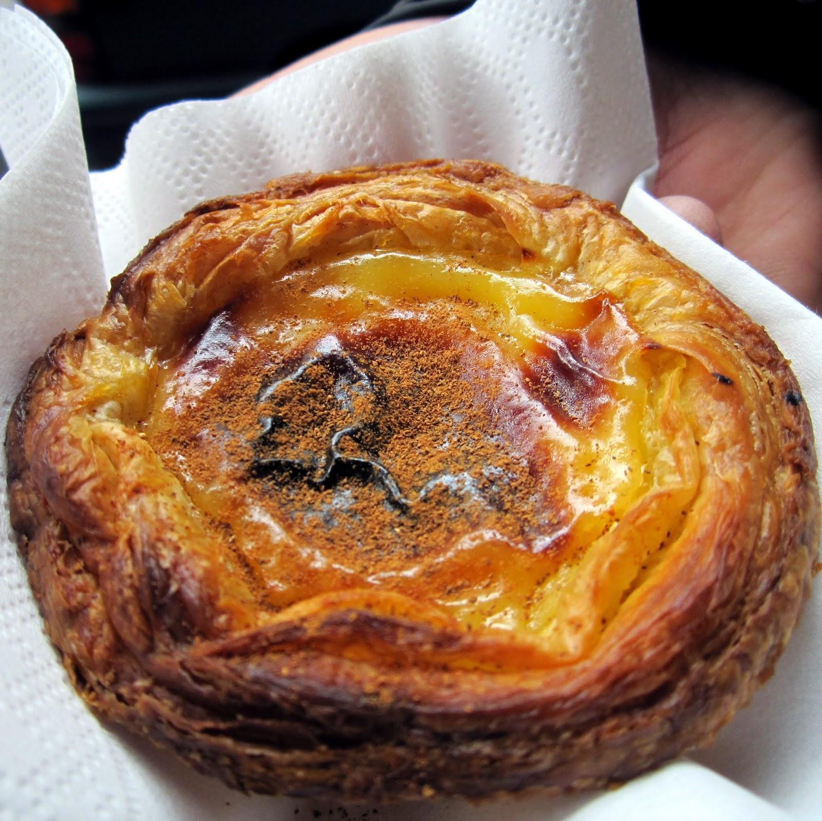 Pasteis de Nata Portuguese egg tarts Comme à Lisbonne Paris