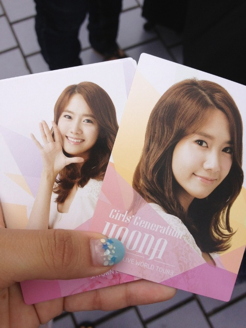 [PICTURE] SNSD SMTOWN TOKYO Official Goods