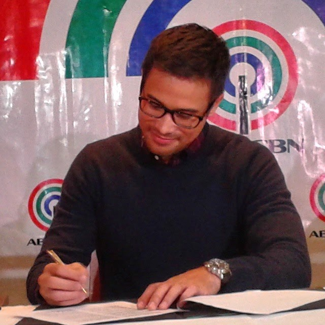Sam Milby renews contract with ABS-CBN