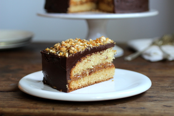 Caramelized Banana Upside-Down Coconut Cake & Coconut Whipped Cream ...