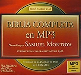 Samuel Montoya-Biblia Completa En MP3-Reina Valera 1960-