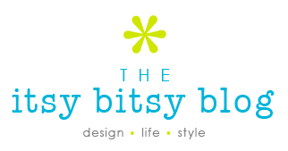 The Itsy Bitsy Blog