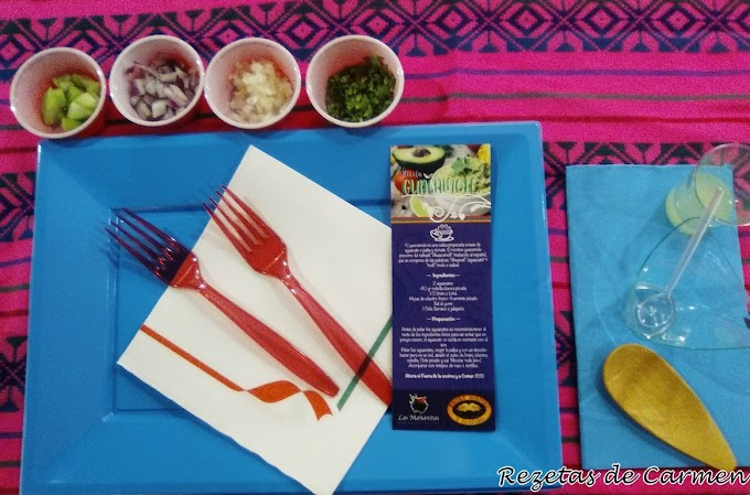 SHOW COOKING MEXICANO EN B THE TRAVEL BRAND