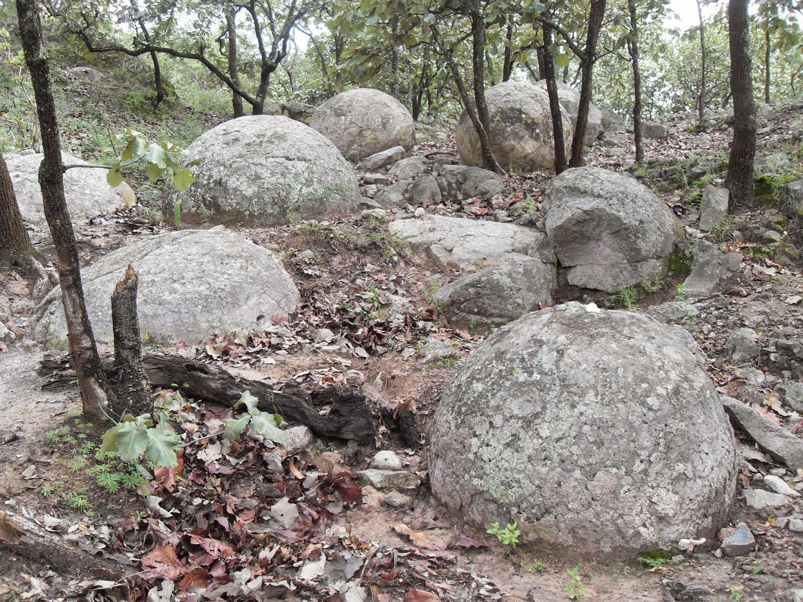 Parque de las Piedras Bola, Jalisco