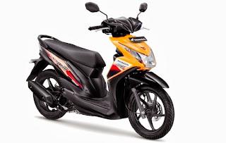 Harga Motor Honda Terbaru Desember 2013