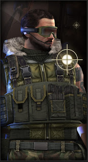 Aurochs Project Blackout Character for Counter Strike 1.6 and Condition Zero