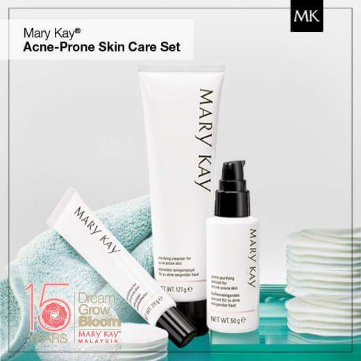 MK Acne-Pore Skin Care Set