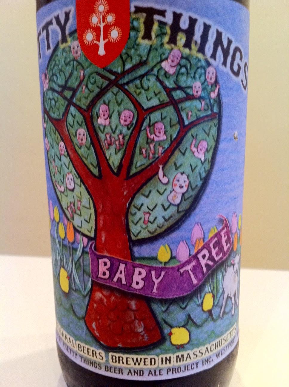 "Baby Tree Beer Pretty Things' ""baby Tree"""