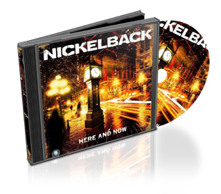 Download CD Nickelback Here and Now 2011