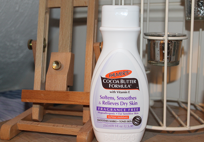 TATTOOS: Healing with Palmers Cocoa Butter