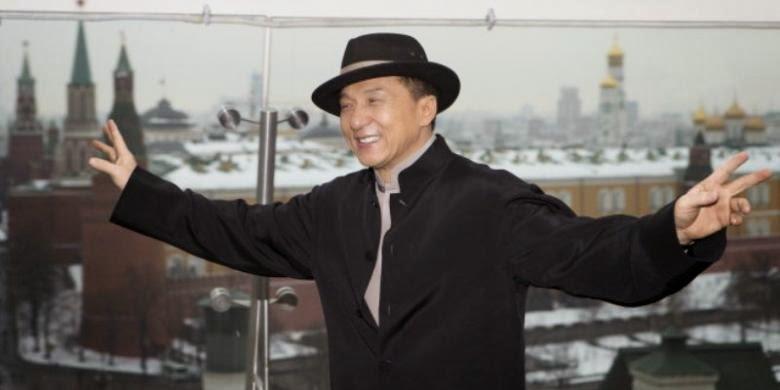 Anak Jackie Chan Tersandung Narkoba, Ia Malu dan Minta Maaf