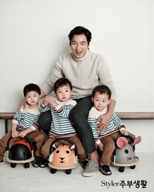 Comel Kembar 3 Yang Popular Di Korea