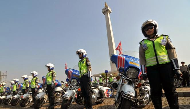 1.250 Polisi Amankan Sidang Putusan RUU Pilkada