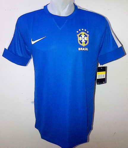 Jersey Brasil away