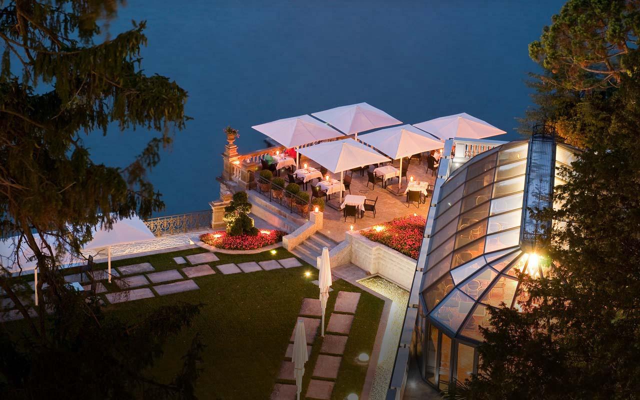 Castadiva resort lake como travelista73 - Casta diva como ...