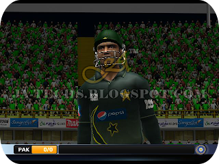 EA Cricket 2012 PC Game Snapshot - 2